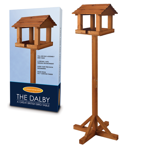 Johnston & Jeff The Dalby Bird Table