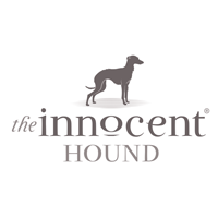 innocent hound logo dog