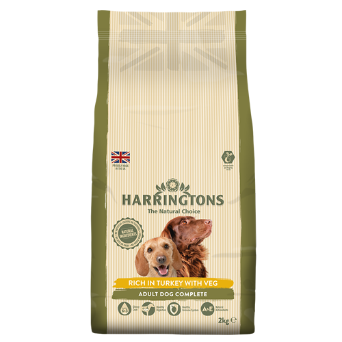 Harringtons Dog Food Manufacturer