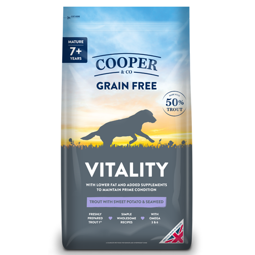 Cooper & Co Mature Vitality Trout 1.5kg