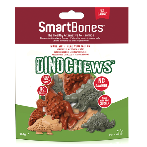 Smart Bones DinoChews 354g