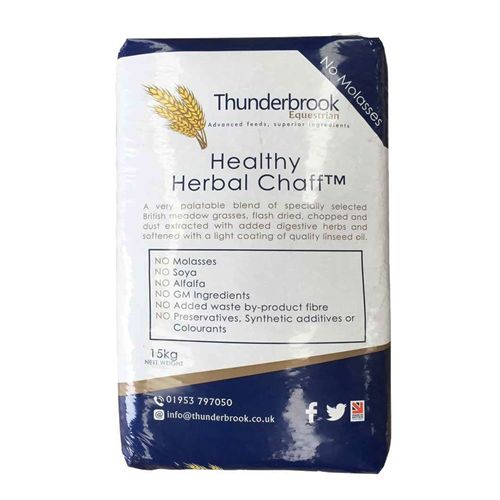 Thunderbrook Healthy Herbal Chaff 15kg