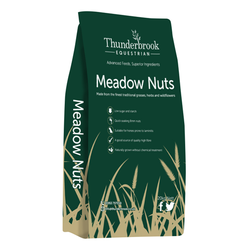 Thunderbrook Healthy Herbal Meadow Nuts 20kg