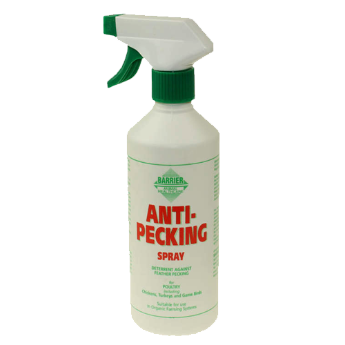 Barrier Anti-Pecking Spray 400ml