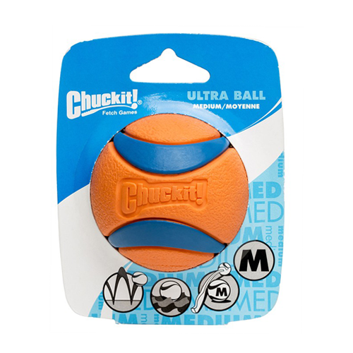 Chuckit Ultra Ball 1 Pack Medium
