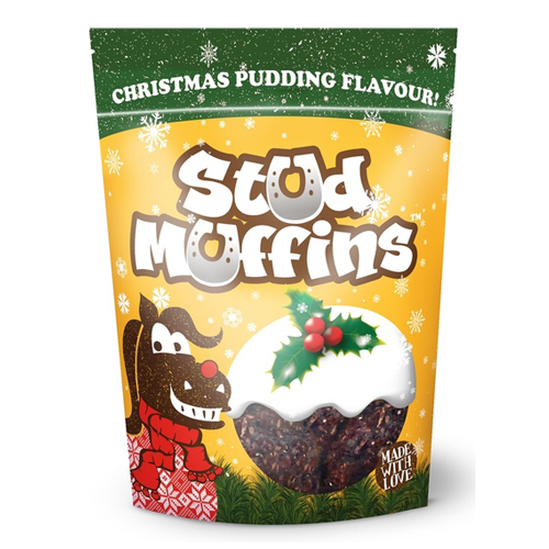 Stud Muffins Christmas Puddings 400g