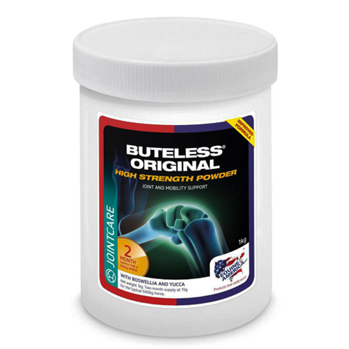Equine America Buteless Original High Strength Powder 1kg