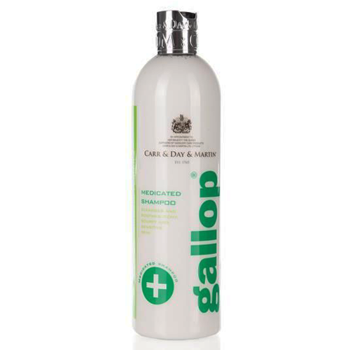 Carr, Day & Martin Gallop Medicated Shampoo 500ml