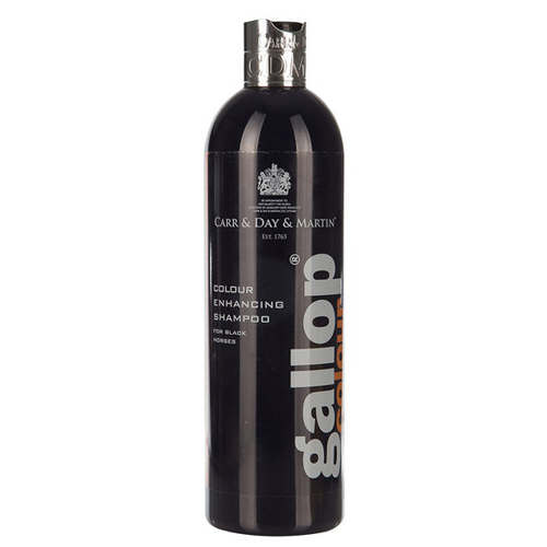 Carr, Day & Martin Gallop Colour Shampoo For Black Horses 500ml