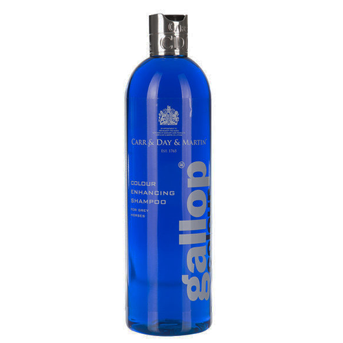 Carr, Day & Martin Gallop Colour Shampoo For Grey Horses 500ml