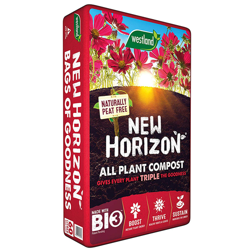 Westland New Horizon All Plant Compost 60 Litre