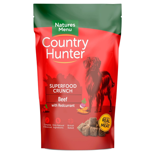 Country Hunter Superfood Crunch Beef 1.2kg