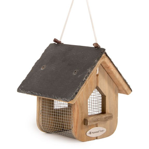 National Trust Jupiter Slate Peanut Feeder
