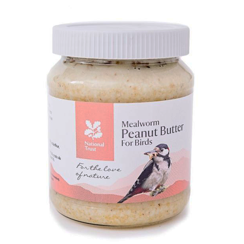 National Trust Peanut Butter Mealworms