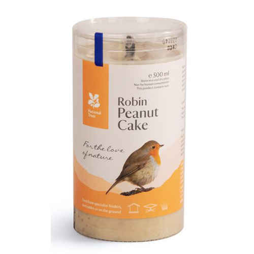 National Trust Robin Peanut Cake 500ml