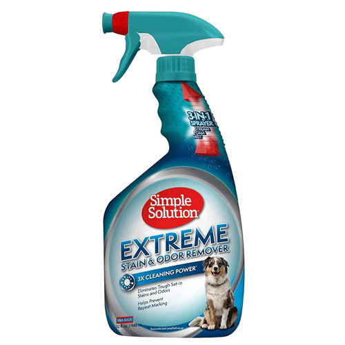 Simple Solution Extreme Stain & Odour Remover 500ml